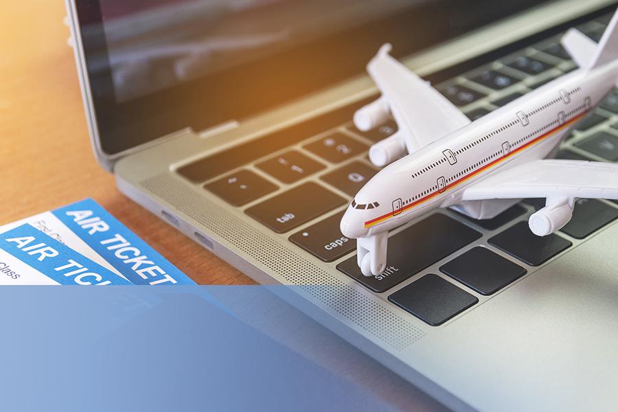 บริการตั๋วเครื่องบิน